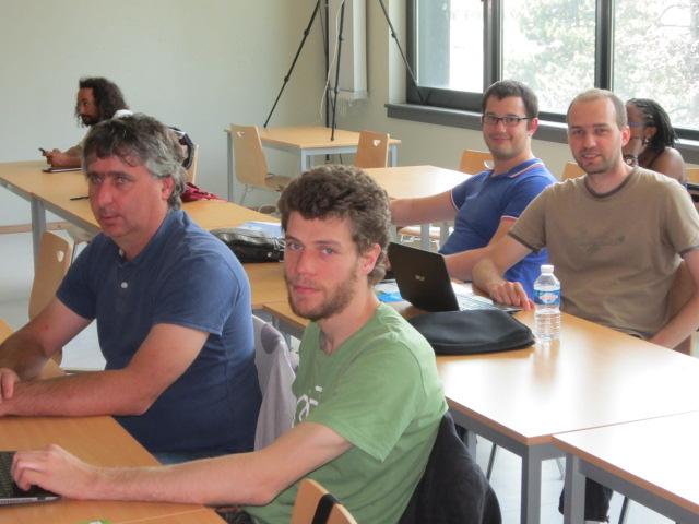 rencontres mondiales du logiciel libre bruxelles