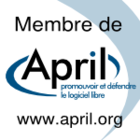 Adhérent de l'April